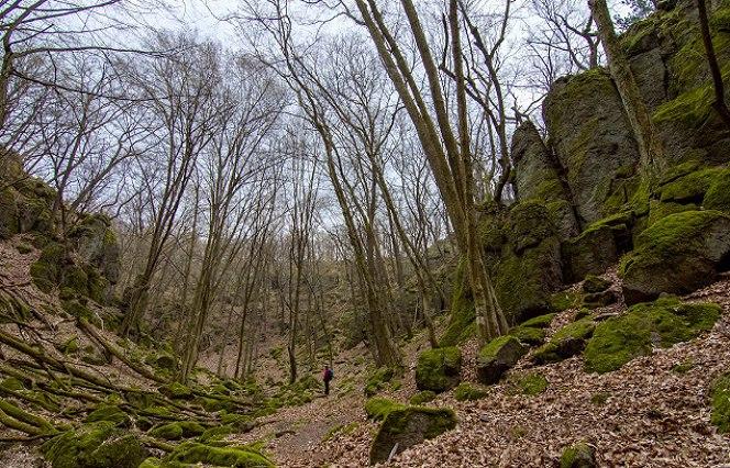 Cserépváralja - Kő-völgy